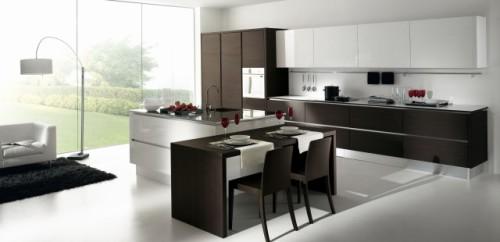 Blog over Italiaanse Design Keukens Hoogglans keukens