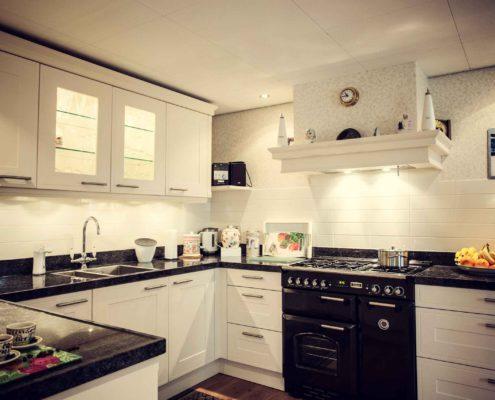 Klassieke keukens in Friesland bij Huizenga Keukens Drachten