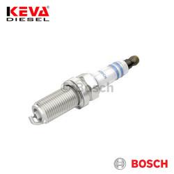 0242240654 Bosch Spark Plug, Iridium (FR6LI332S)
