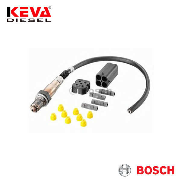 0258986602 Bosch Lambda Sensor (Universal)