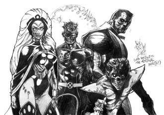 ComChars_Zombie Xmen (Tribute)