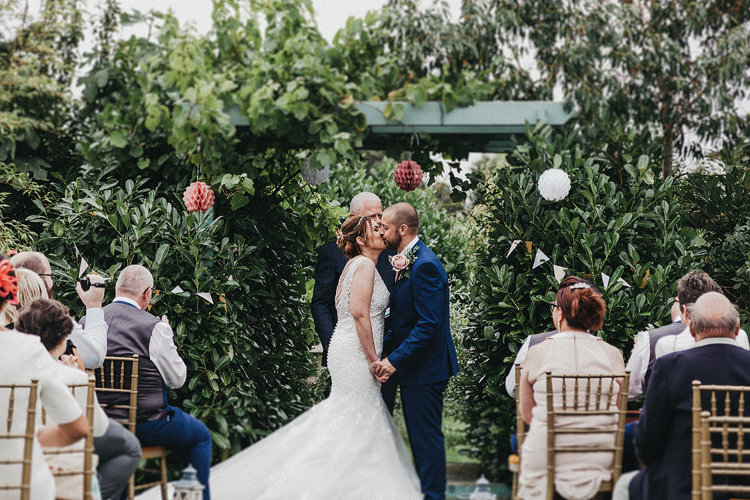 A Humanist Wedding in Louth, Lincolnshire