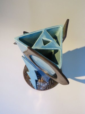 Space Vase No. 1 by Kevin Eaton