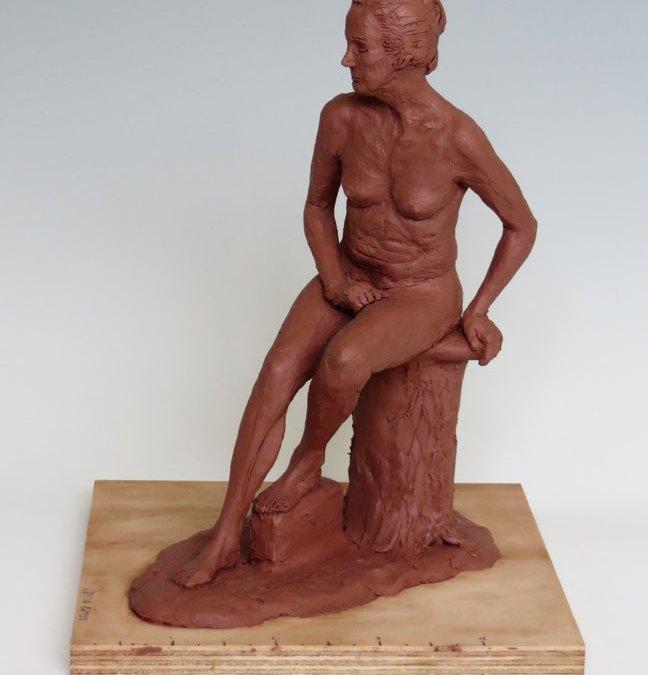 Figure Modeling Sculpture Class