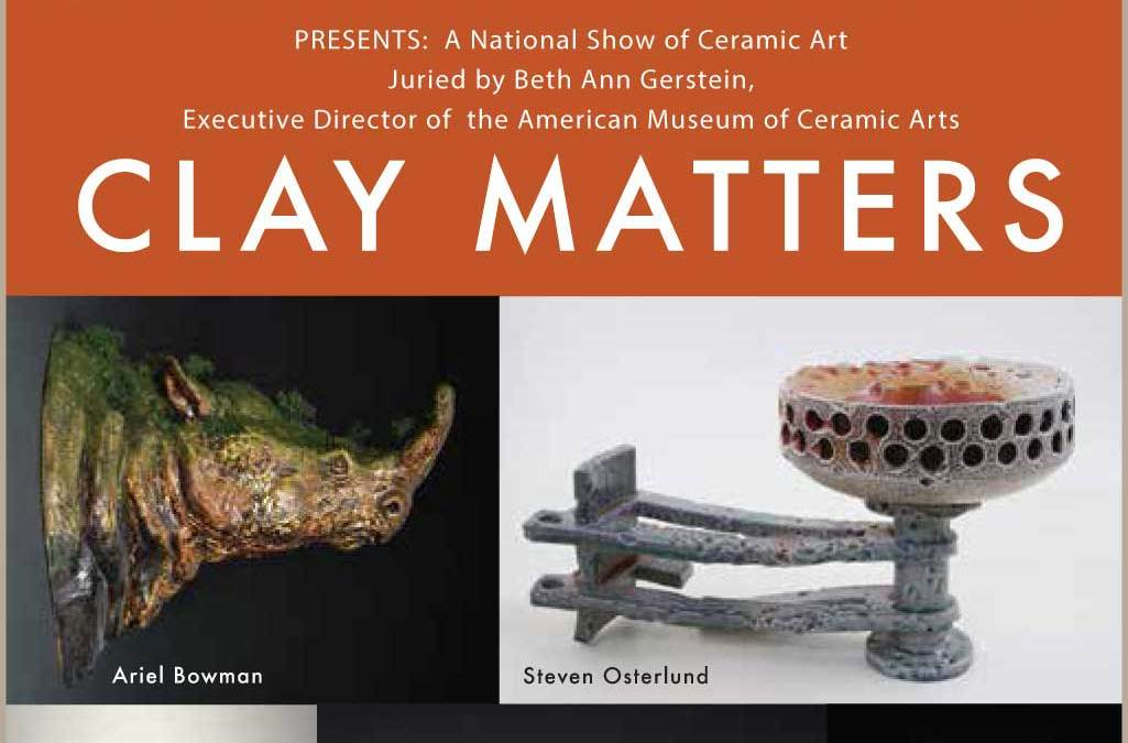 Clay Matters 2019 Opening Reception