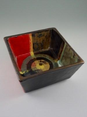Square Bowl V1 by Kevin Eaton