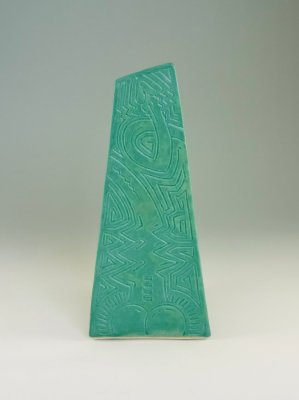 Weenus Vase V5 by Kevin Eaton