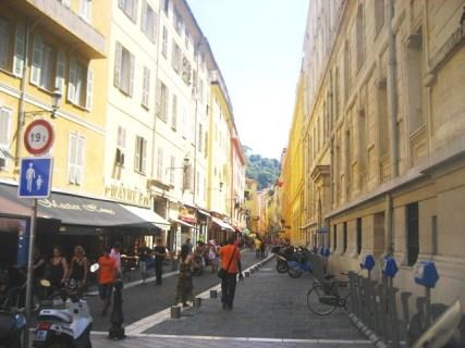 Cidade velha de Nice