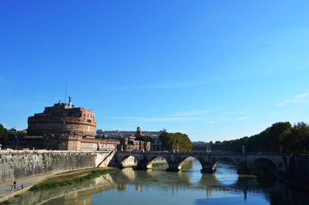 Castel Sant'Angelo em Roma