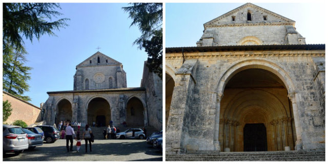 Abadia de Casamari