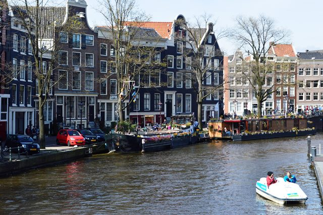 Roteiro de viagem na Holanda
