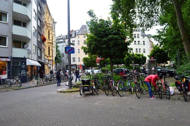 Bairro Belga em Colônia