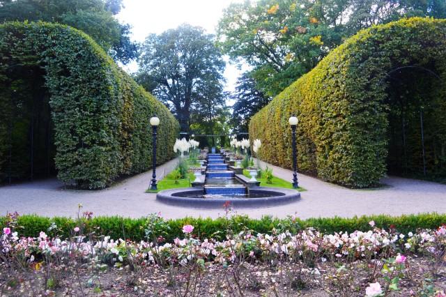 Visitar Colônia - Jardim Botânico