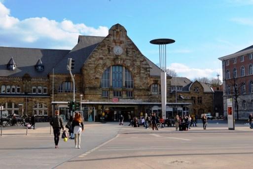 Estação de trem de Aachen