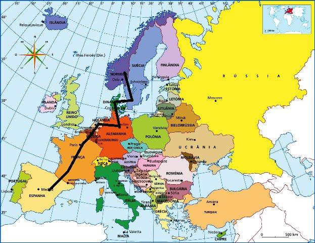 Geografia da Europa