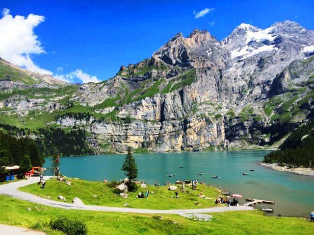 viajar pela Suiça