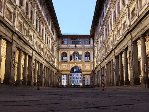 melhores museus de Florença