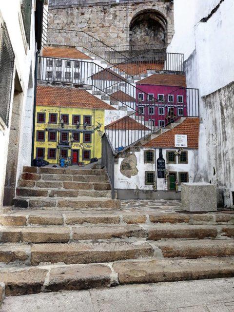atrações no Porto