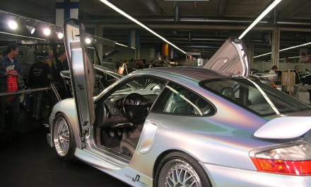 #Essen Motor Show Displays Highlights of Automobile Design