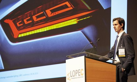 #LOPEC 2017: Making visions a reality with printed electronics