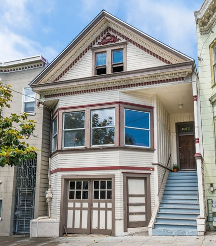 Listed & Sold with Kevin+Jonathan, Vanguard Properties: 1072 Noe Street, San Francisco | Noe Valley Fixer Single-Family Home | List: $1,898,000 – SOLD @ $2,800,000