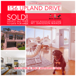 156 Upland Sold