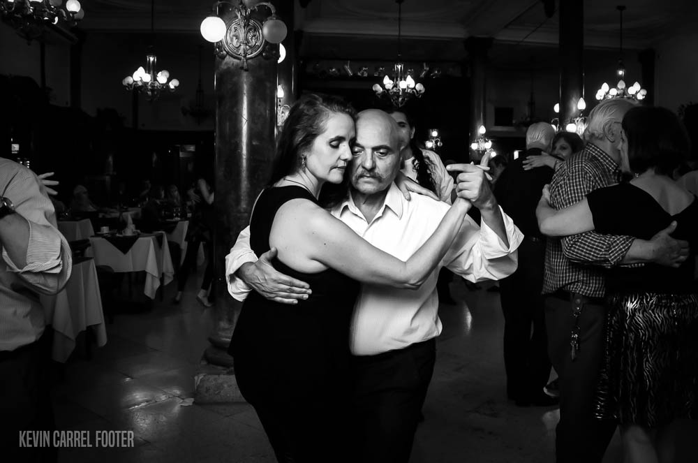 Tango in a World Without Touch: Surviving Life in Isolation