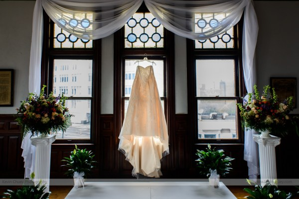 Megan & Jay Married Cleveland Grays Armory Museum Wedding