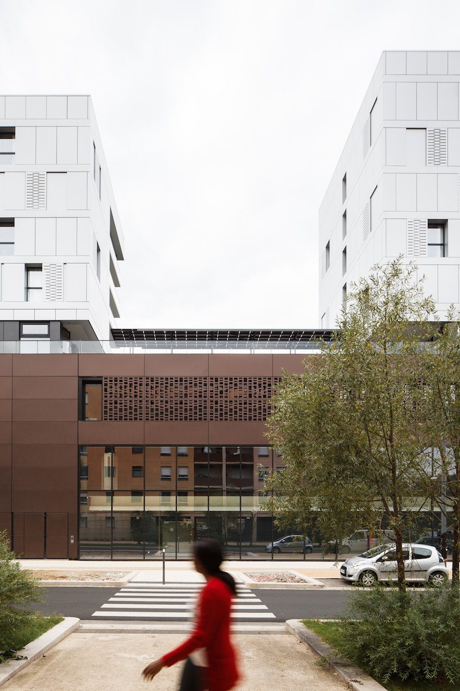 Ecole Suprieure des Mtiers Artistiques  LCR architectes