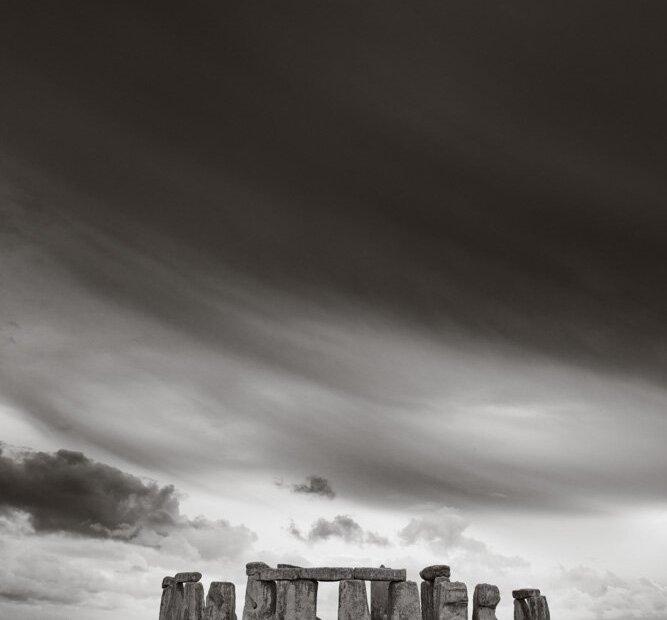 Stonehenge vertical format
