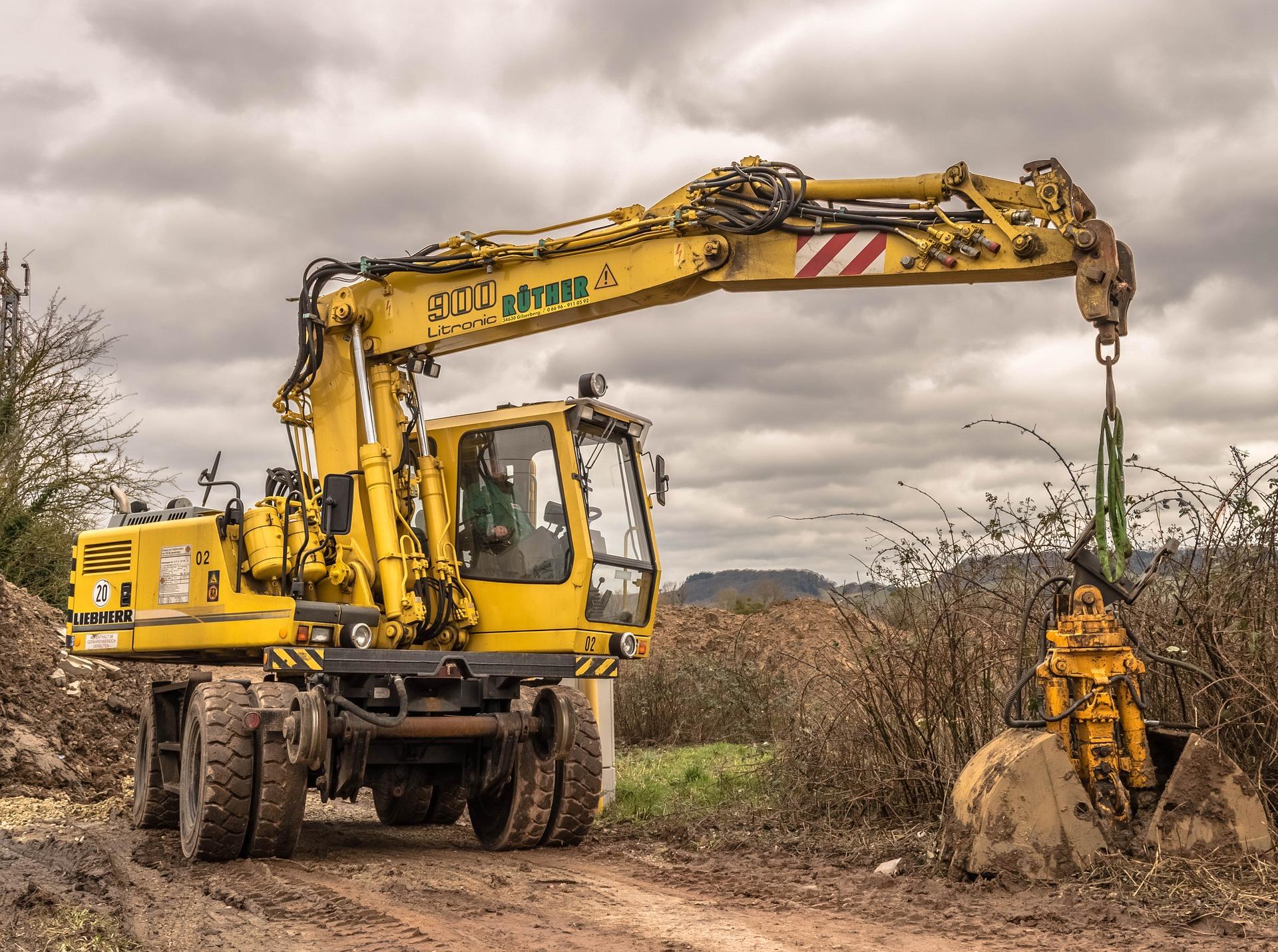 Development Services Crane Photo
