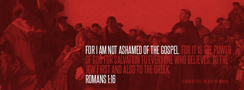 Free Christian Facebook Cover Photos with Bible Verses Romans 1 16 not ashamed of the gospel