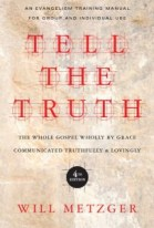 If I had one book on evangelism to recommend...Tell the Truth by Will Metzger is a great start.