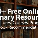 250+ Online Seminary Classes, Courses, Programs, and Book Recommendations