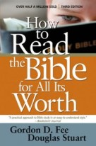 If I had one book to recommend (in addition to the ESV Study Bible)...it would be How to Read the Bible for All It's Worth
