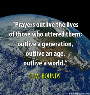 EM Bounds Quotes about Prayer