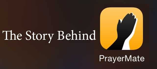 The Best Prayer App - PrayerMate Interview with Andy Geers