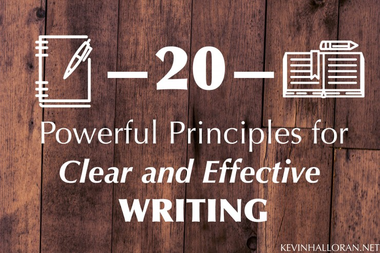 Summary of the Little Red Book on Writing: 20 Powerful Principles for Clear and Effective Writing