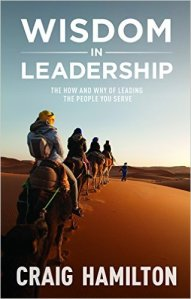 Review - Wisdom in Leadership Craig Hamilton - Book Cover