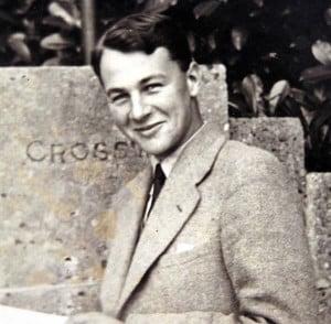 A Young John Stott