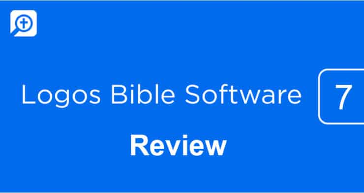 Logos Bible Software - Pros and Cons, Alternatives