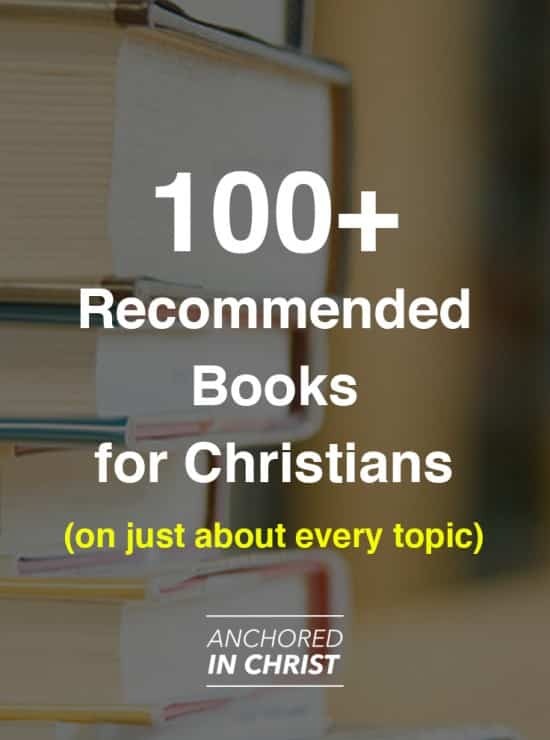 Recommended Books for Christians
