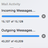 Moving emails