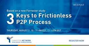 3 keys to frictionless P2P process
