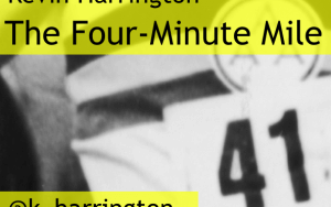 The four-minute business mile