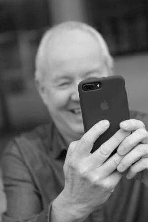 Kevin Harrington - iPhone 8 Plus