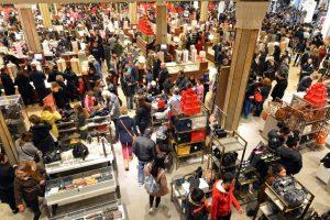 Black Friday - retail madness