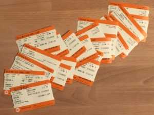 Rail tickets for Reading to Leeds return