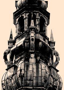 Kronborg Castle tower