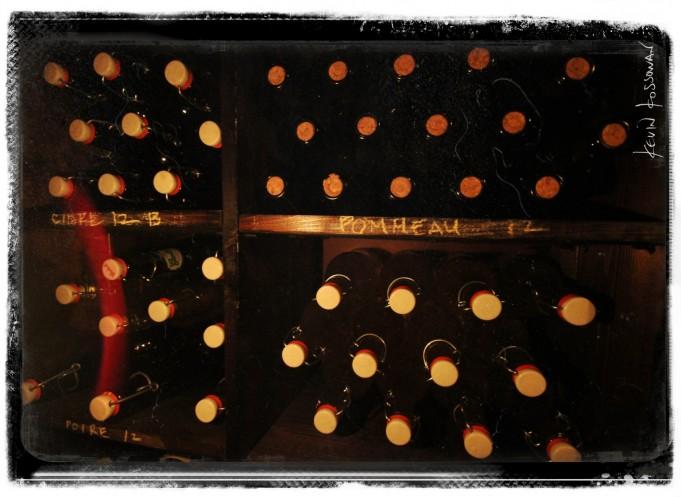 Cellar full of Cider
